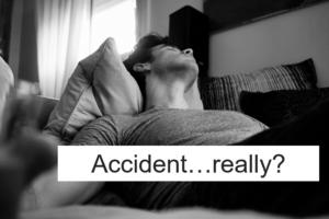 ほんとに事故?
