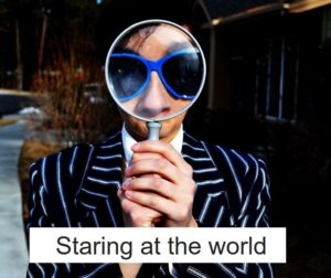 世界を見抜く