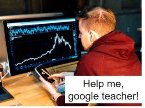 教えてGoogle!