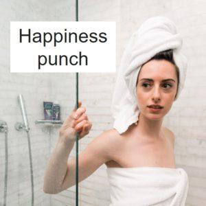 幸せパンチ
