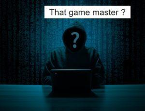 あのゲームマスター?