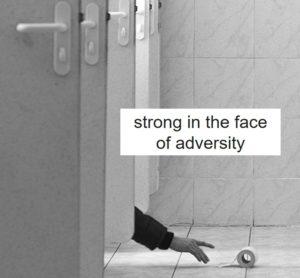 逆境に強い!