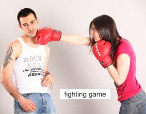 格闘ゲーム!?