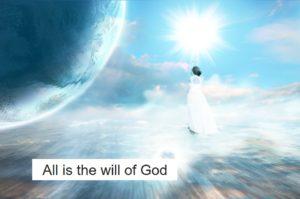 神の御心のままに